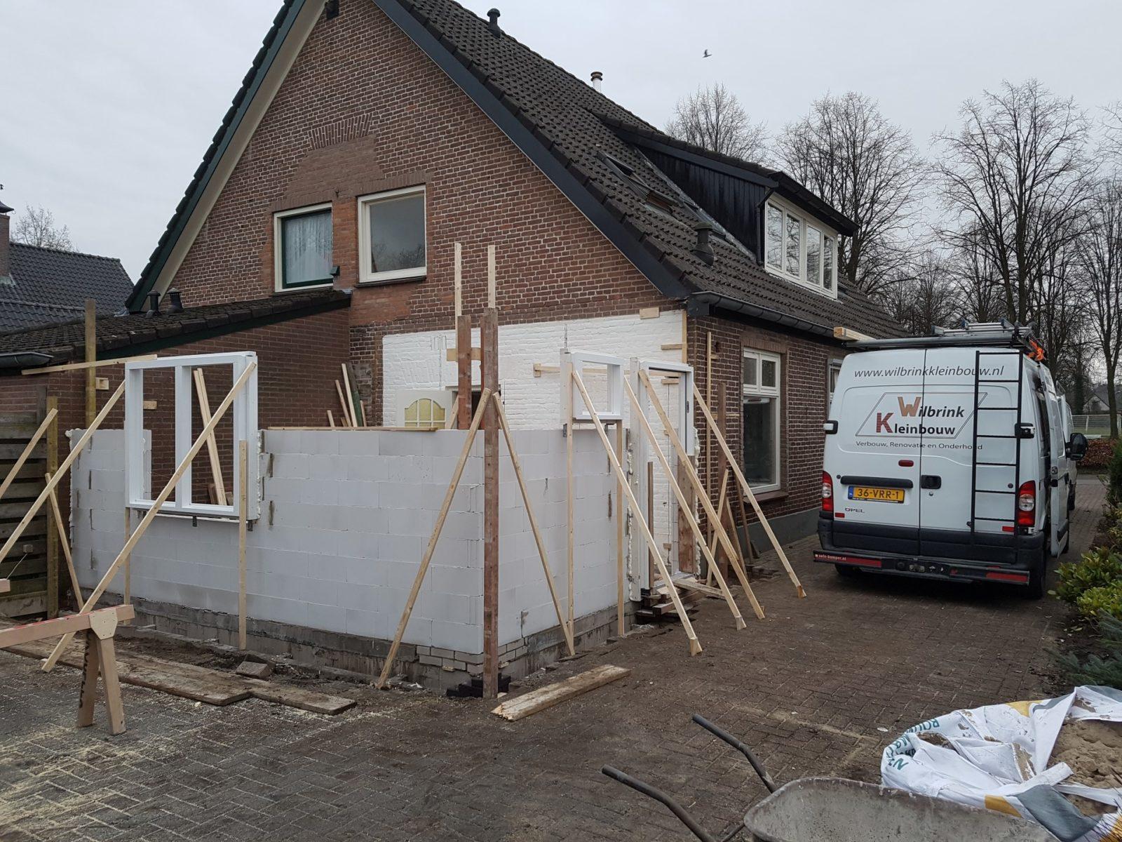 Aanbouw te Loenen1